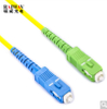 Scupc Scapc Single Mode Fiber Optic Patch Cord
