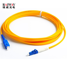 SC-LC Optical Fiber Patch Cord