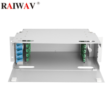 ODF 48 Port Fiber Optic Distribution Frame