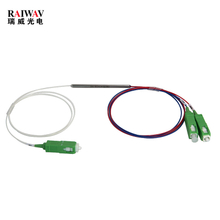 Manufacturer FBT Coupler PLC Fiber Optic Splitter