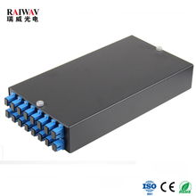 16 Port Metal Optic Fiber Terminal Box